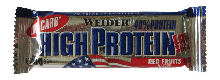 Eiweissriegel-Weider-40-Prozent-Protein-Bar-Low-Sugar